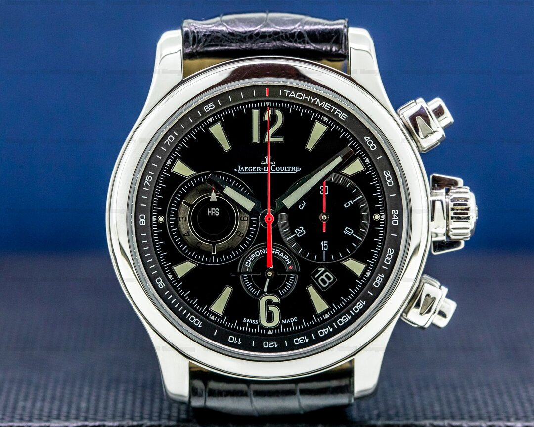 Jaeger LeCoultre Master Compressor Chronograph 2 SS Ref. Q1758421