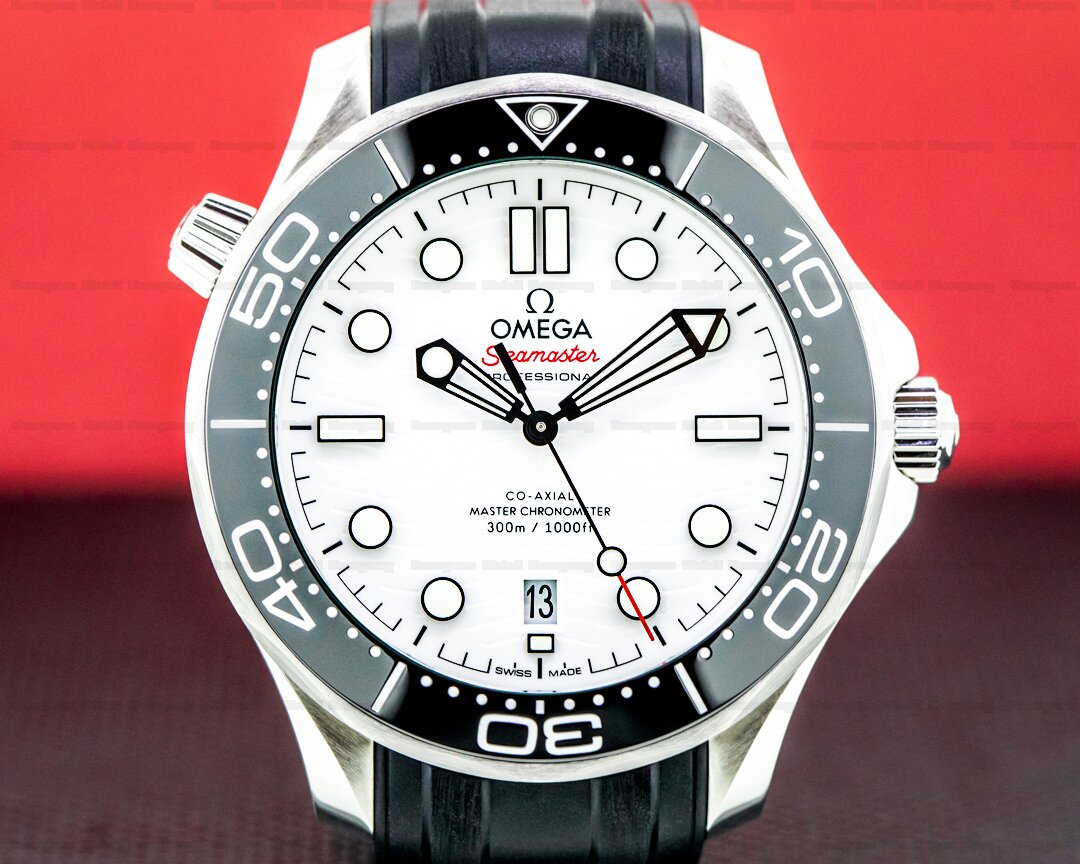 Omega Seamaster Diver 300M Co-Axial Master Chronometer 42MM 2020 Ref. 210.32.42.20.04.001