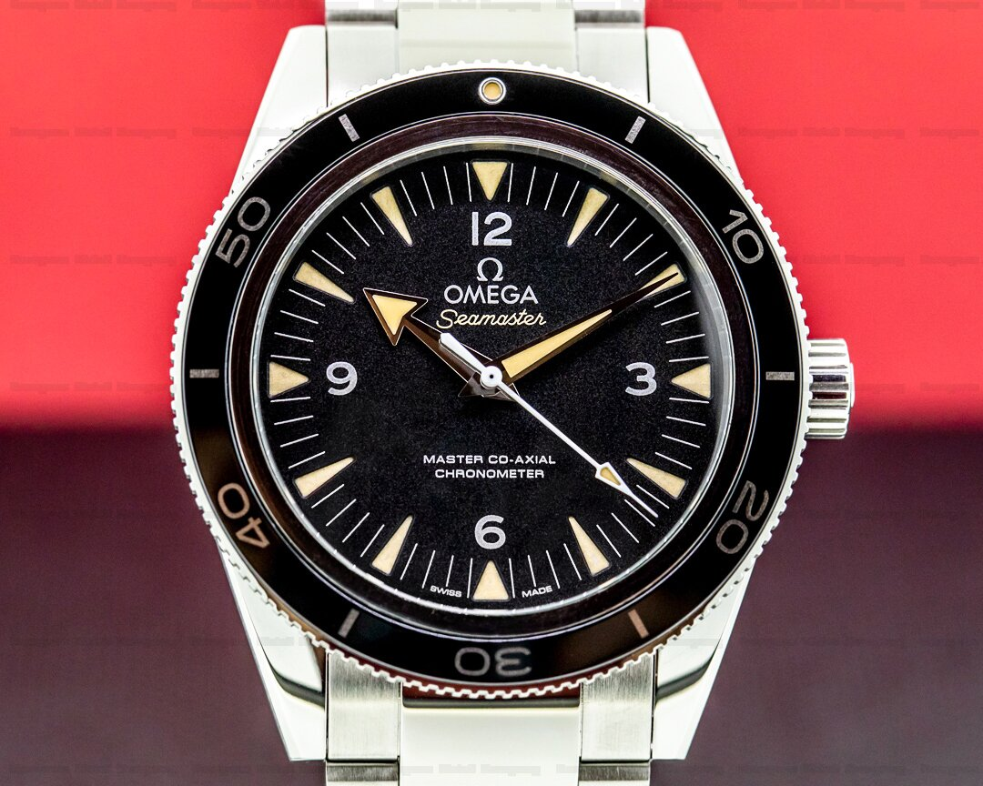 Omega Omega Seamaster 300M Master Co-Axial SS / SS 41MM Ref. 233.30.41.21.01.001