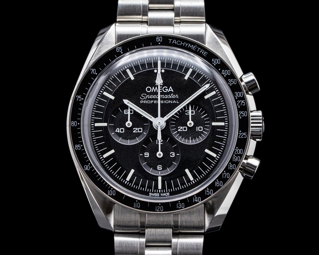 Omega Speedmaster Professional Black Dial NEW MODEL 2021 Ref. 310.30.42.50.01.001