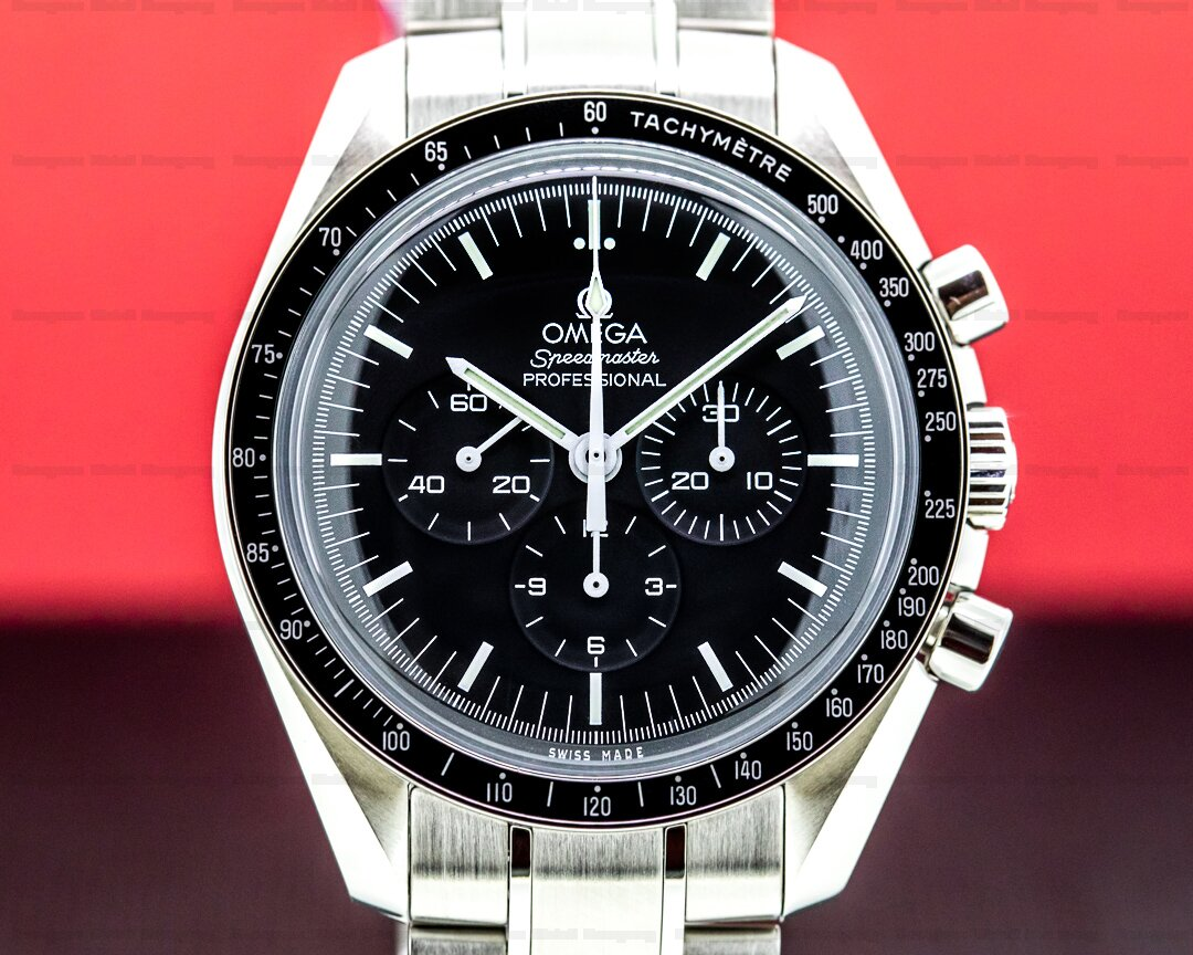 Omega Speedmaster Professional Moonwatch Black Dial Ref. 311.30.42.30.01.005