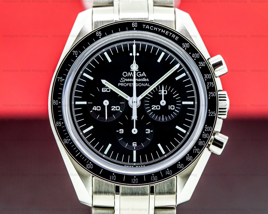 Omega Speedmaster Professional Manual Wind Sapphire Sandwich 2019 Ref. 311.30.42.30.01.006