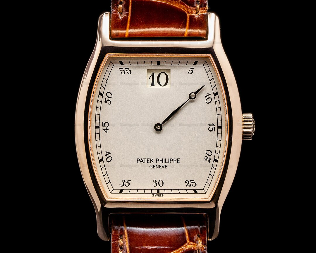 Patek Philippe Jump Hour 3969 150th Anniversary 18K Rose Gold Ref. 3969R