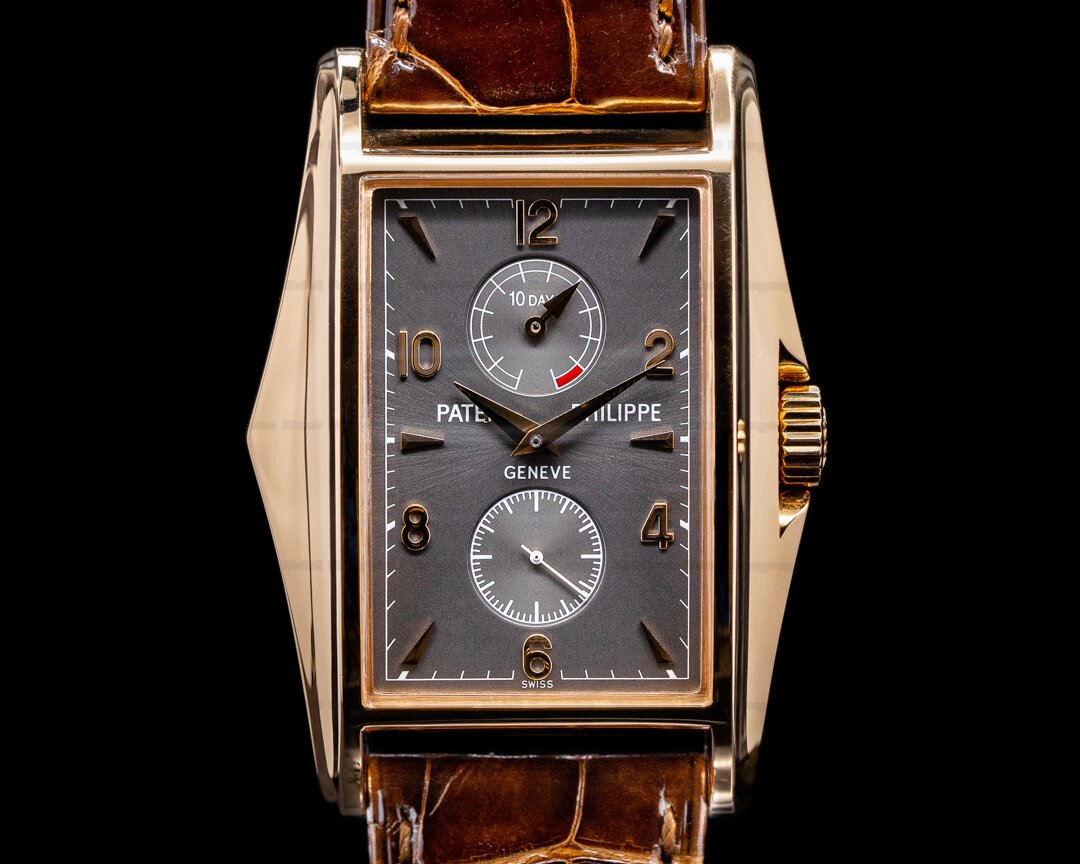 Patek Philippe 10 Day 5100R Power Reserve 18K Rose Gold COMPLETE WOW Ref. 5100R-001
