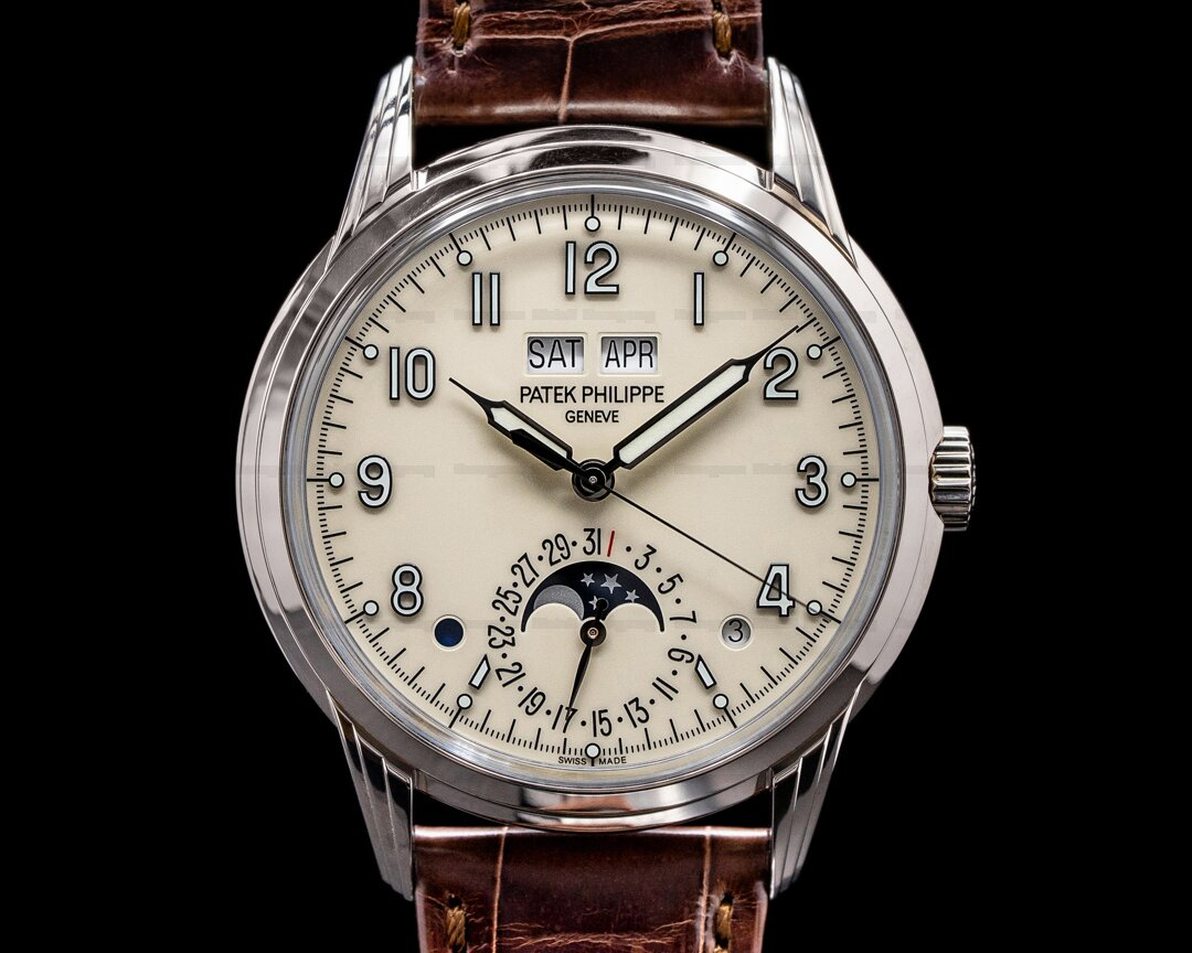 Patek Philippe Perpetual Calendar 5320G Grand Complication 18K White Gold Ref. 5320G-001