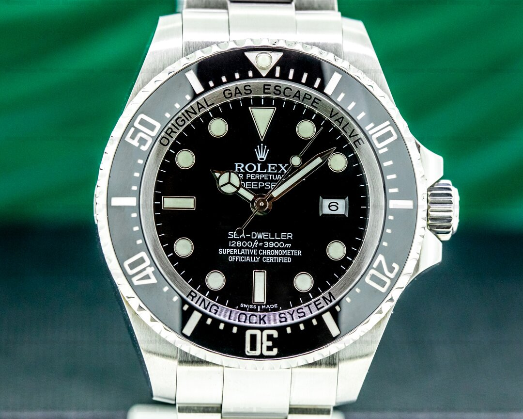 Rolex Sea Dweller Deep Sea 116660 Ref. 116660