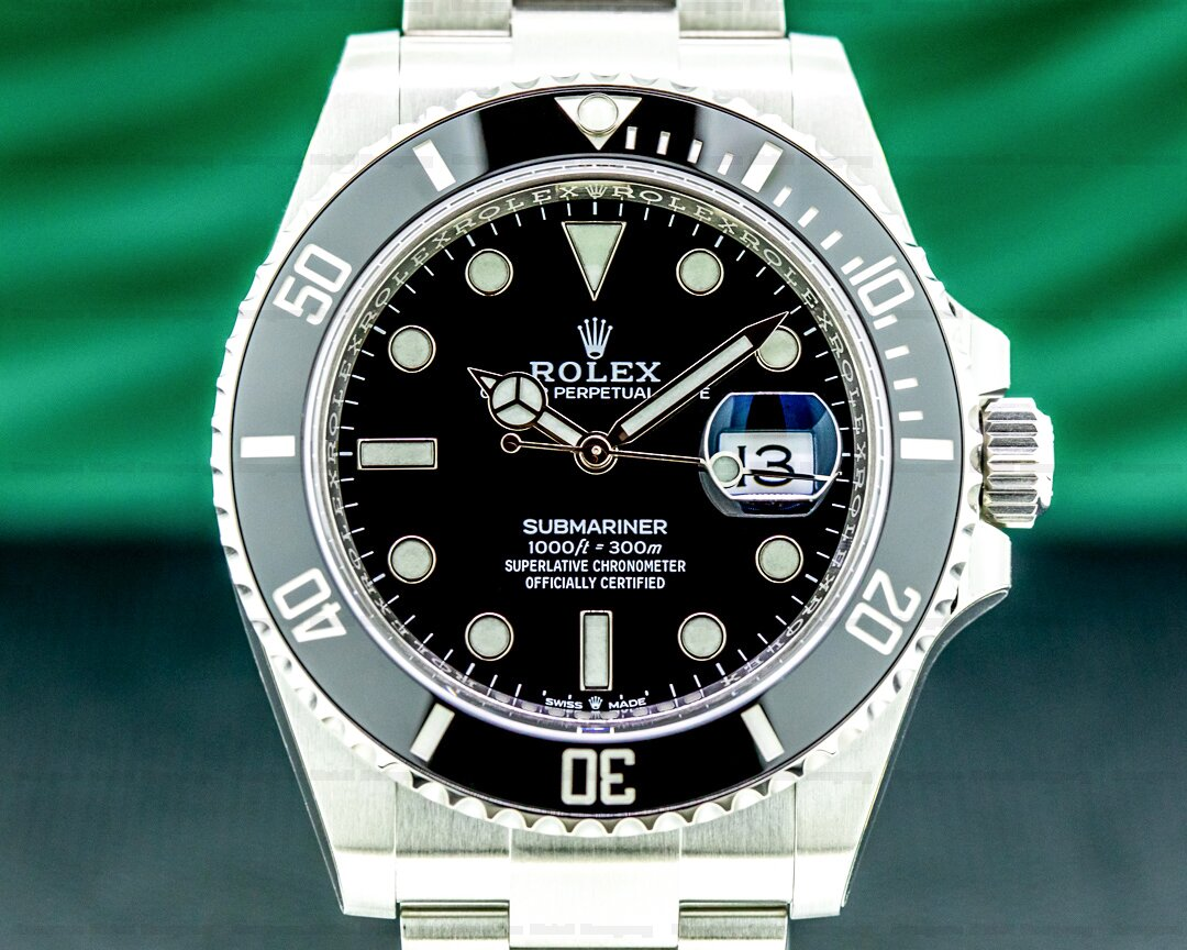 Rolex Submariner Date 126610LN Ceramic Bezel 41MM UNWORN Ref. 126610LN