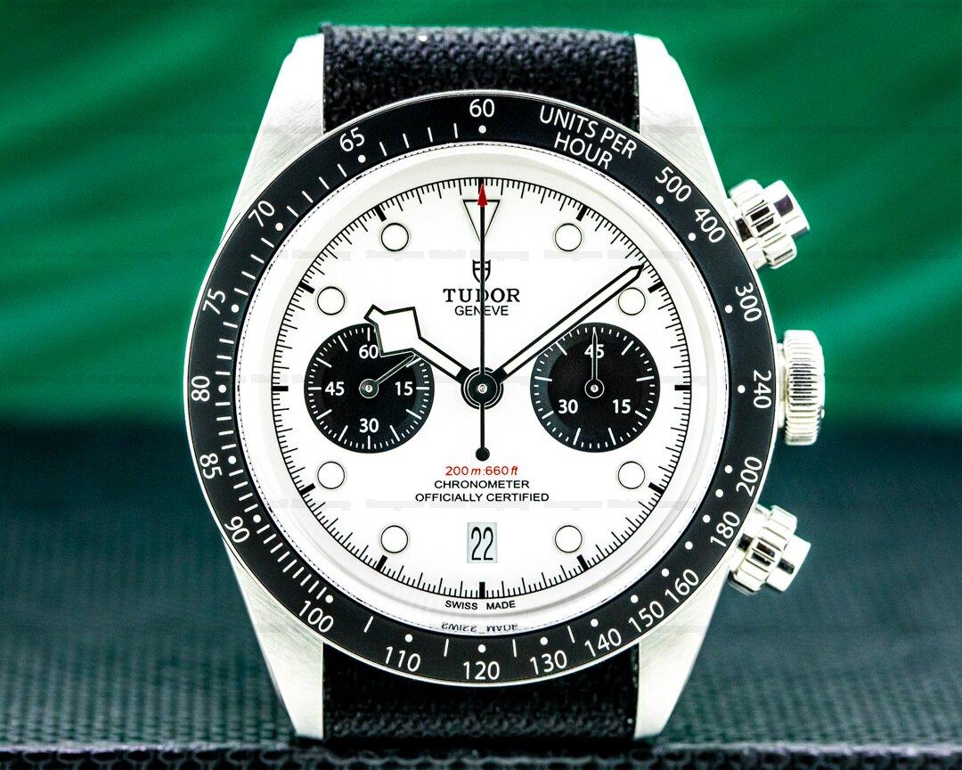 Tudor Tudor 79360N Black Bay Chronograph Panda UNWORN Ref. 79360N-0001