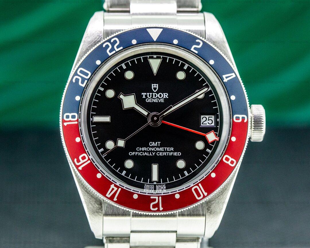 Tudor Tudor 79830RB Heritage Black Bay GMT Ref. 79830RB