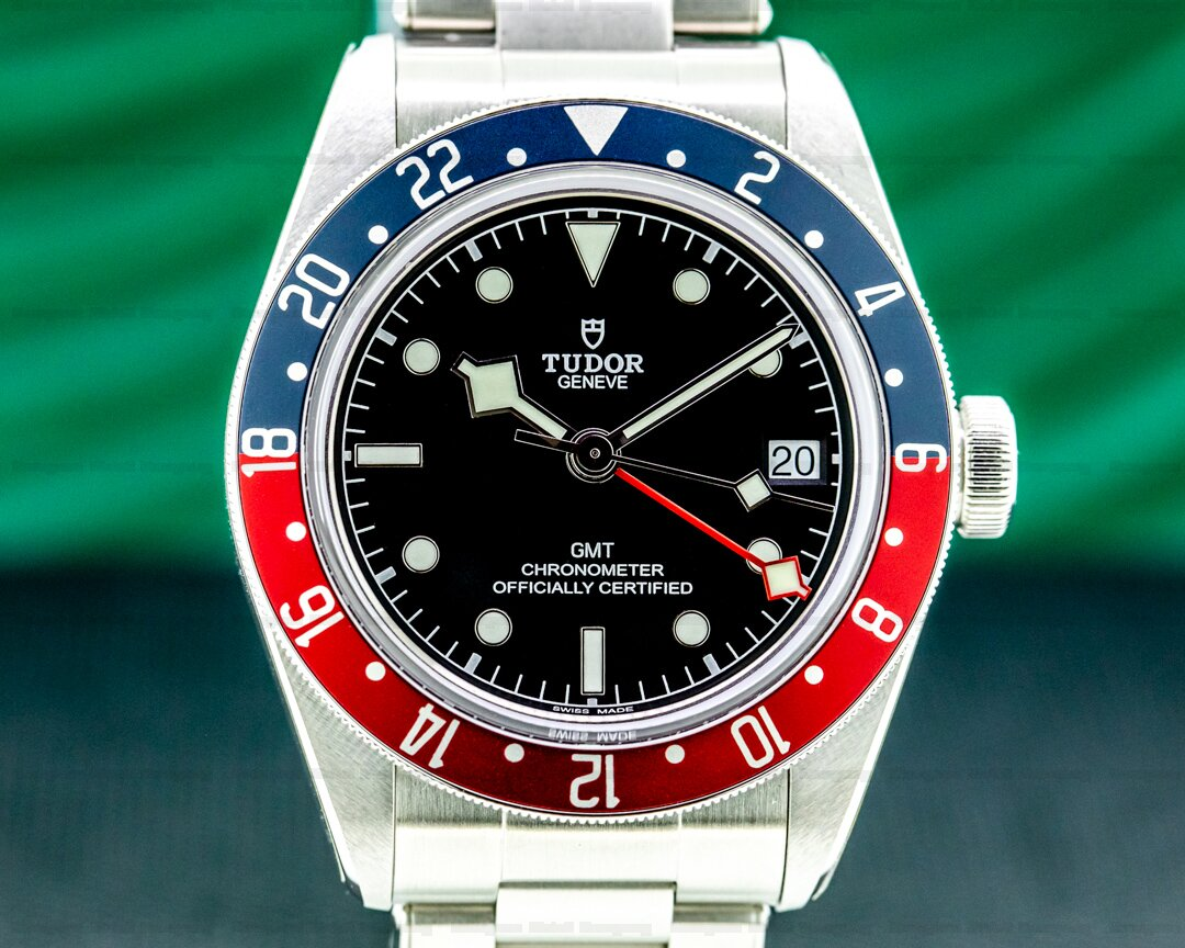 Tudor Tudor 79830RB Heritage Black Bay GMT Ref. 79830RB