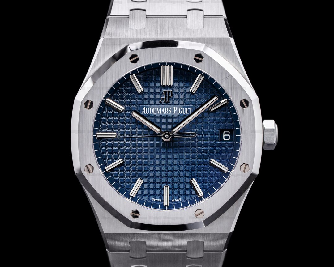 Audemars Piguet Royal Oak Blue Dial 15500ST Ref. 15500ST.OO.1220ST.01