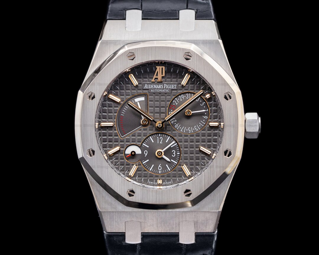 Audemars Piguet Royal Oak Dual Time 26126BC Yung Hsin Limited Edition 25 PIECES Ref. 26126BC.OO.D002CR.01