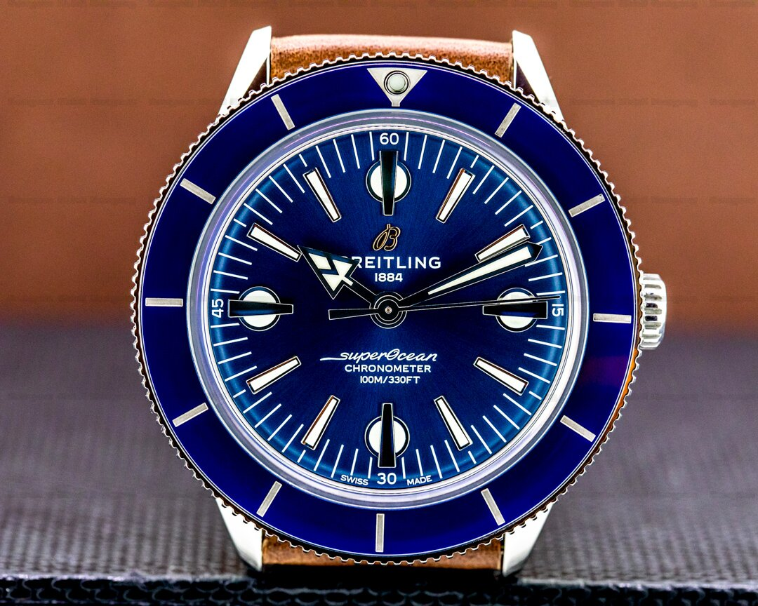 Breitling SuperOcean Heritage 57 UNWORN Ref. A10370
