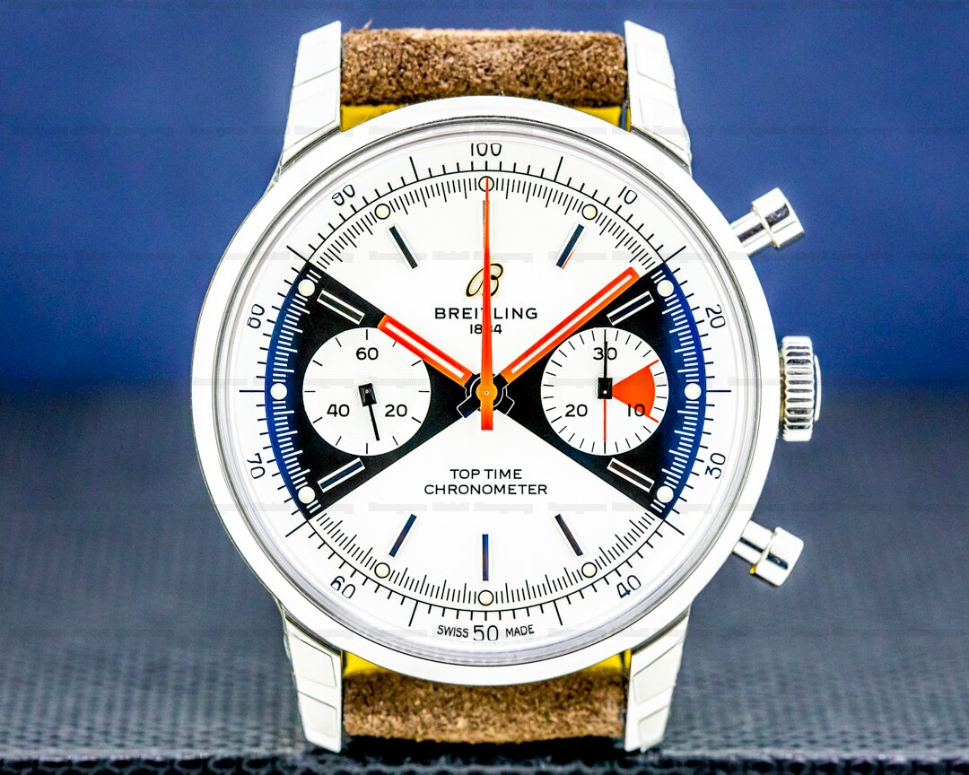 Breitling Top Time Limited Edition Zorro Dial UNWORN Ref. A23310121G1X1