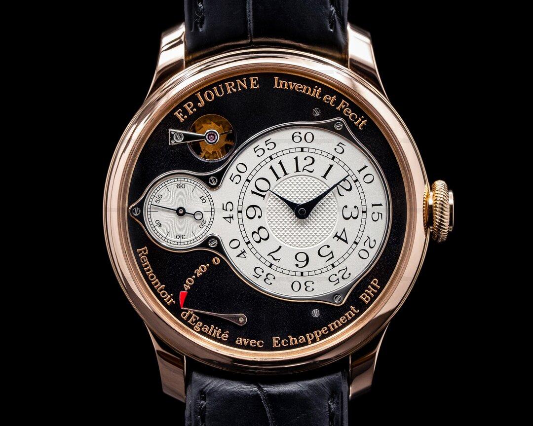 F. P. Journe Chronometre Optimum 18k Rose Gold / BOUTIQUE EDITION 40MM Ref. Chronometre Optimum Bout