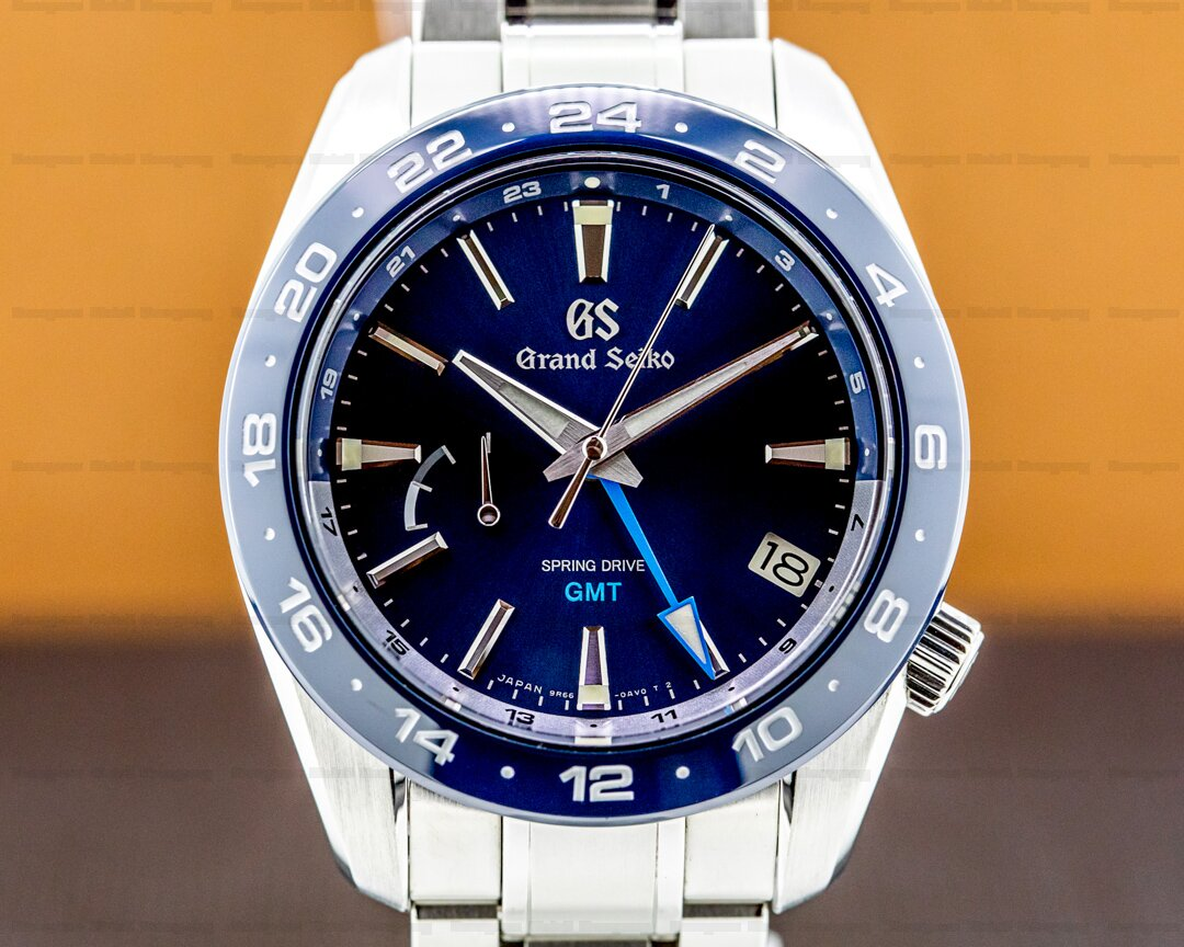 Grand Seiko Sport Collection Spring Drive GMT Ref. SBGE255