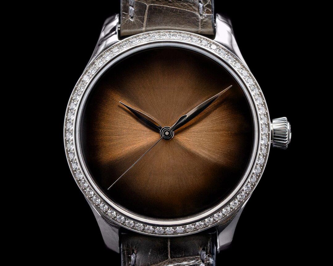 H. Moser & Cie Endeavour Centre Seconds Concept Diamonds Dubai LIMITED TO 9 PIECES Ref. 1200-1212