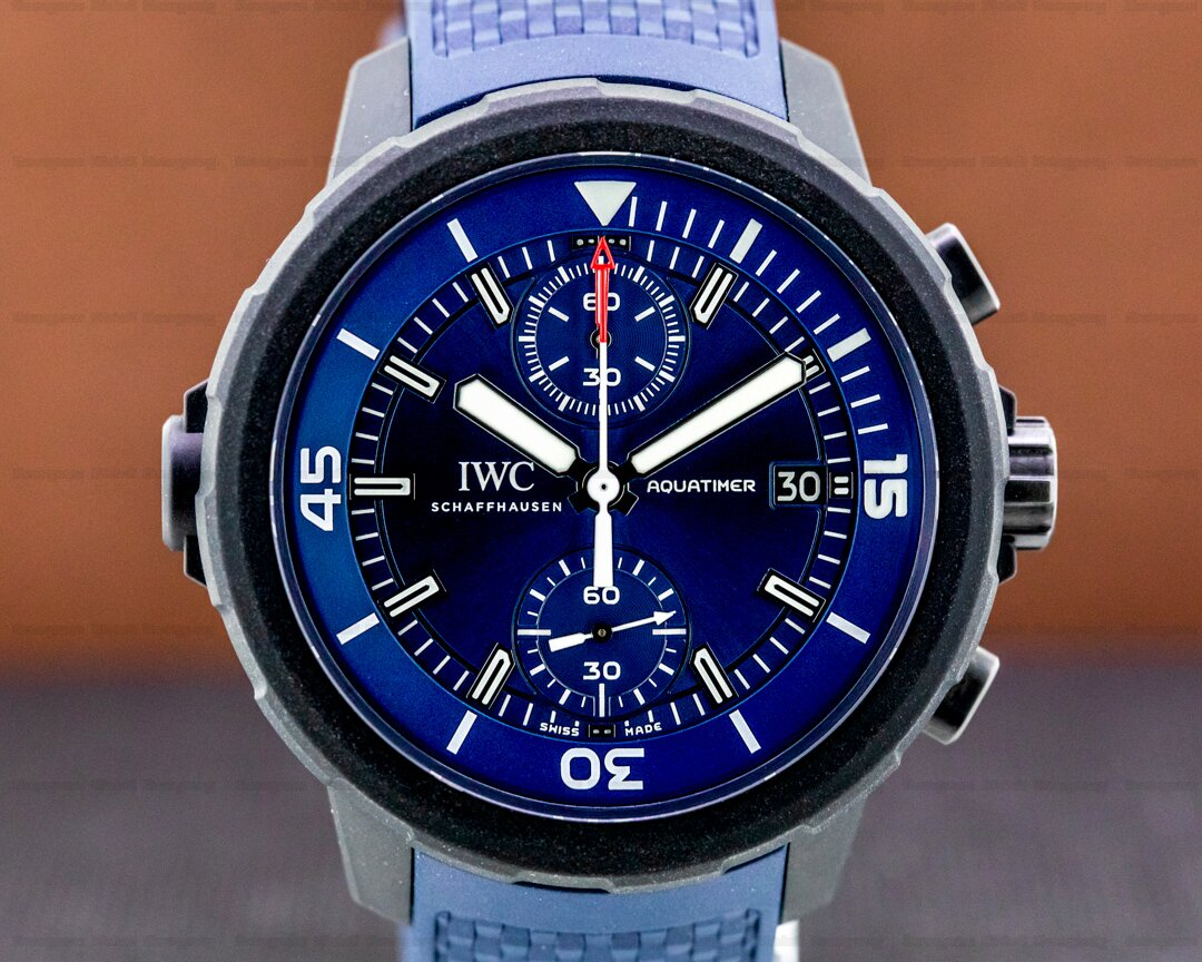 IWC Aquatimer Chronograph Laureus Sport for Good Edition Ref. IW379507