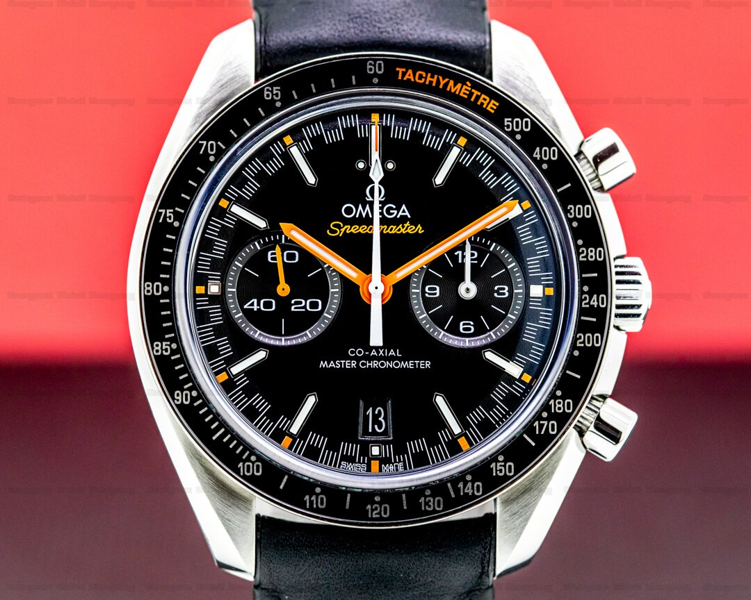 Omega Speedmaster Racing Co-Axial Master Chronometer 40MM Ref. 329.30.44.51.01.002