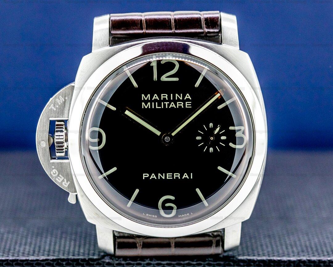 Panerai Luminor Marina 1950 3 Days Militaire Left Hand Ref. PAM00217