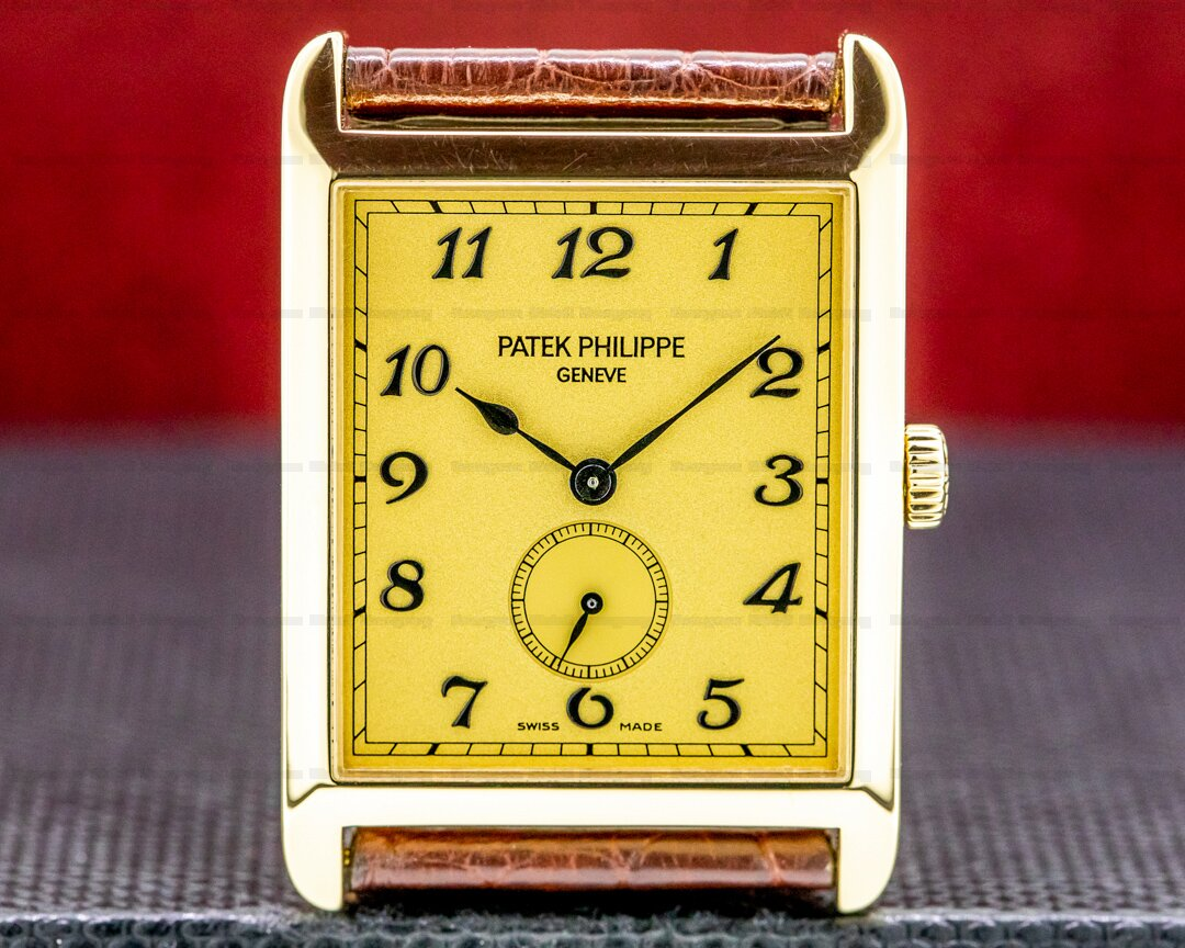 Patek Philippe Gondolo 5109R 18K Yellow Gold Ref. 5109J-001