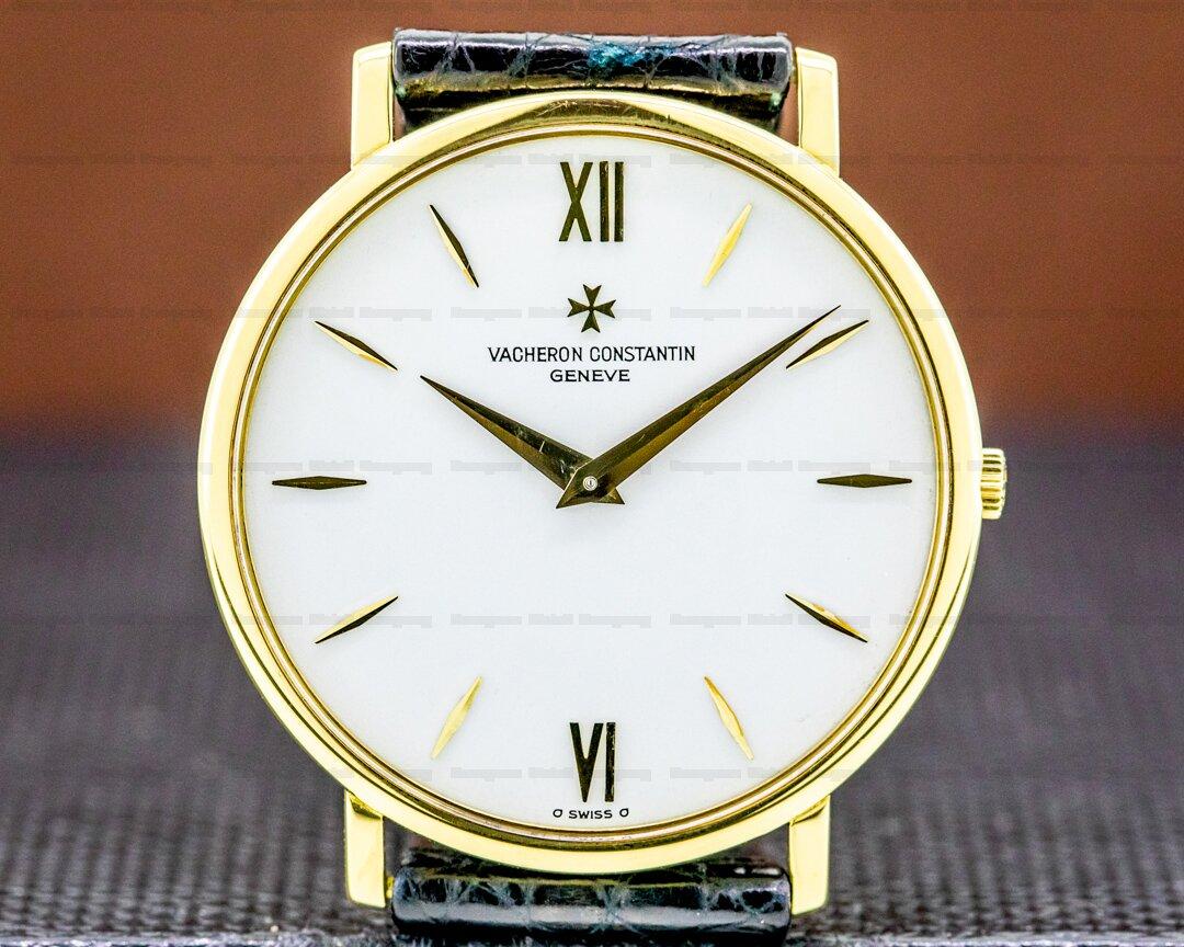Vacheron Constantin Patrimony 33060 Extra Thin Yellow Gold Manual Wind Ref. 33060/000J
