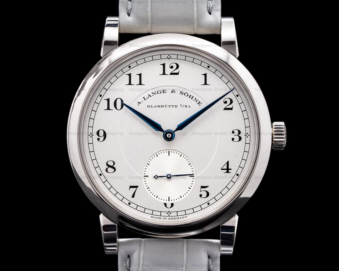 A. Lange and Sohne 1815 233.026 18K White Gold Manual 40MM Ref. 233.026