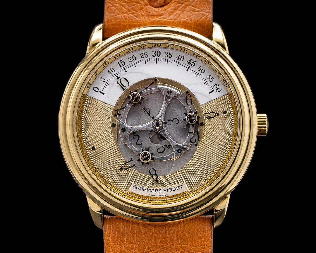 Audemars Piguet Star Wheel 25720BA Automatic 18K Yellow Gold Ref. 25720BA.O.0002