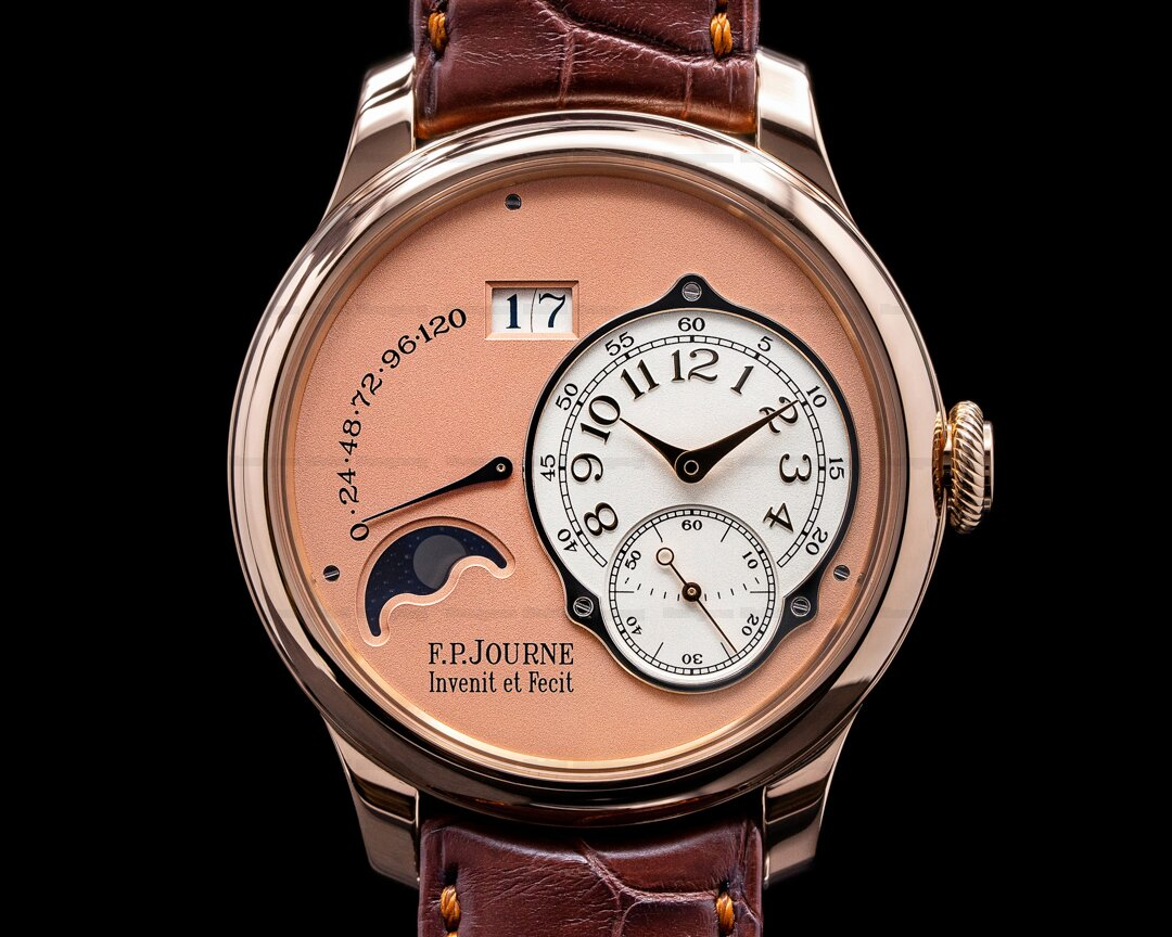 F. P. Journe Octa Lune Automatic 18k RG / Rose Dial 42MM 2020 Ref. Octa Lune Automatic Rose