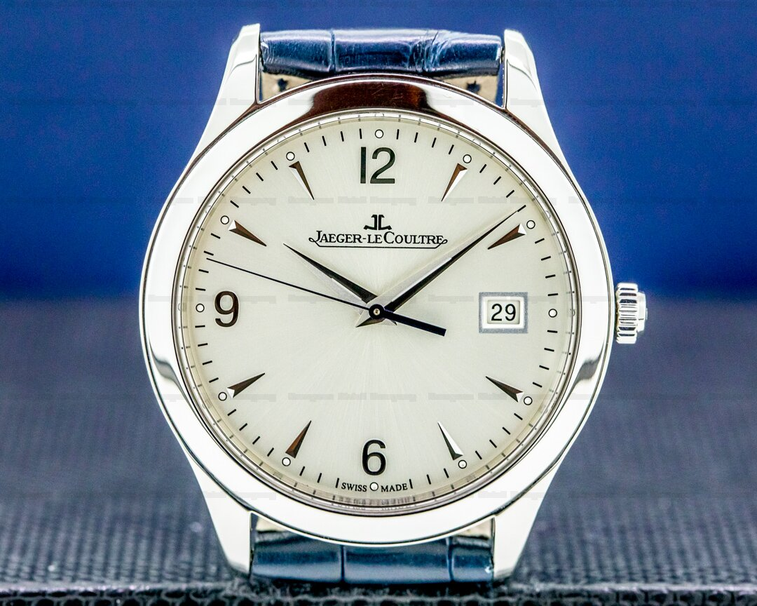 Jaeger LeCoultre Master Control Automatic SS 37mm Ref. 176.8.40.S
