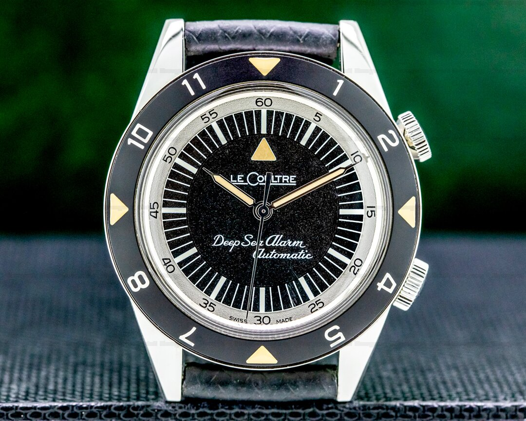 Jaeger LeCoultre Tribute to Deep Sea Memovox Q2028440 Limited Ref. Q2028440