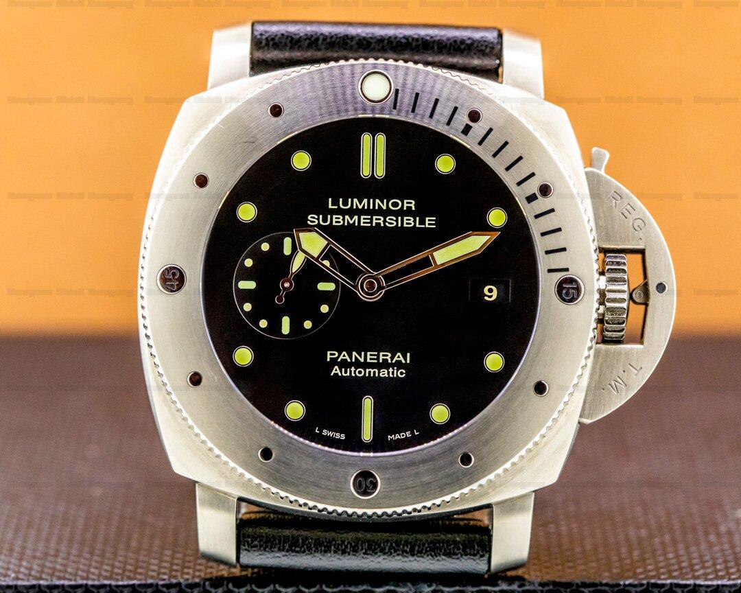 Panerai Luminor Marina Submersible 1950 3 Days Titanium 47MM Ref. PAM00305
