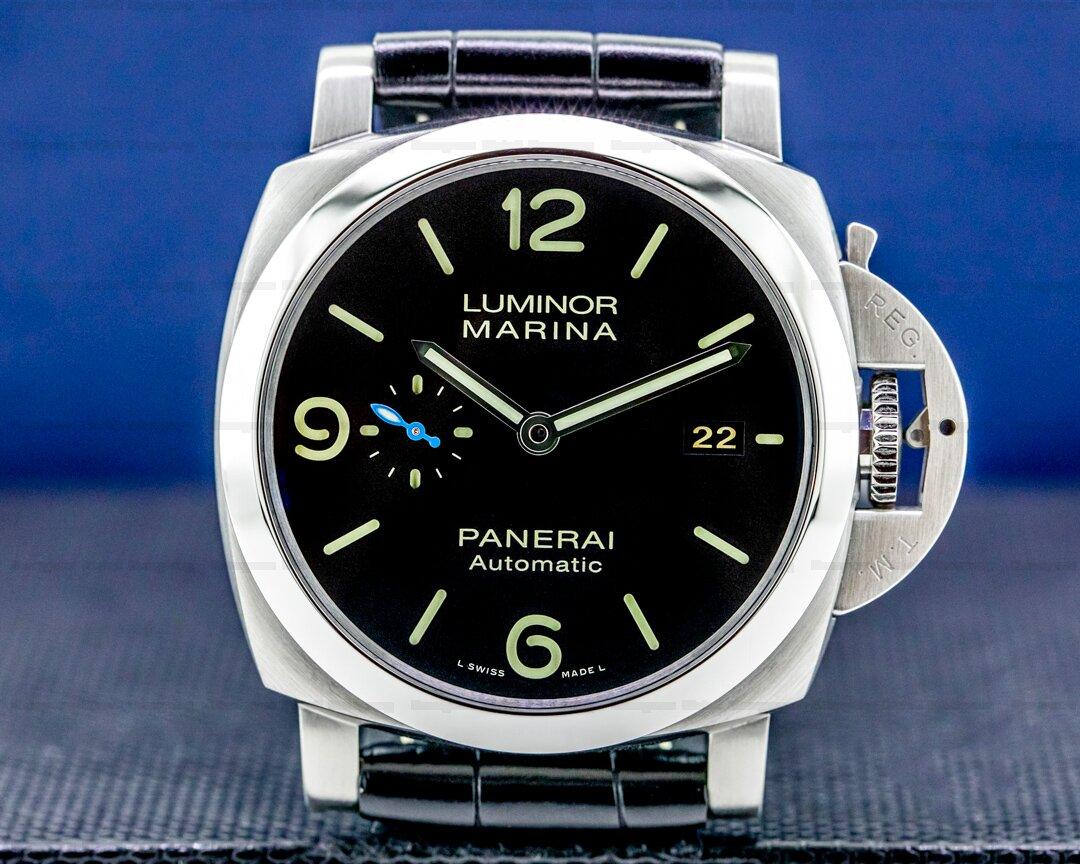 Panerai Luminor Marina 1950 Automatic / Stainless UNWORN 2021 Ref. PAM01312