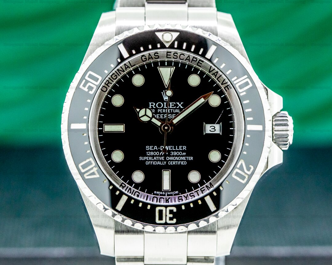 Rolex Sea Dweller Deep Sea Ref. 116660