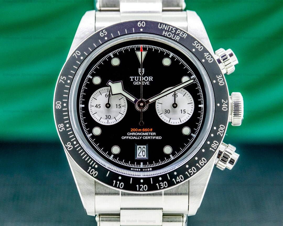 Tudor Tudor Black Bay Chronograph Inverse Panda Ref. 79360N-0001