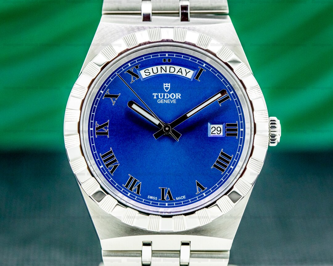 Tudor Tudor Royal Automatic Date Day SS Ref. M28600-0005