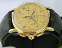 Baume & Mercier Vintage Chrono 18K YG