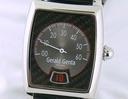 Gerald Genta Retro Solo Steel Black/Grey Ref. RSO-M-10-243-CN-BA