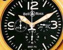 Bell & Ross BR 01-94 Chronograph Rose Gold Ref. BR-01-94-SR