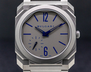 Bulgari Octo Finissimo Titanium Extra Thin Grey / Blue 40mm LIMITED Ref. BGO40C14TTXTAUTO