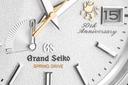 Grand Seiko Spring Drive Platinum SBGA065 Limited Edition 50th Anniversary Ref. SBGA065