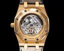 Audemars Piguet Royal Oak 26252OR Perpetual Calendar Rose Gold White Dial NICE Ref. 26252OR.OOD092CR.02