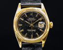Rolex Oyster Perpetual Datejust 18k Yellow Gold PATINA Ref. 1601