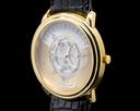 Audemars Piguet Star Wheel Automatic Engraved Dial 18K Yellow Gold FULL SET Ref. 25720BA/O/0002