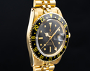 Rolex GMT Master Nipple Dial 18k Yellow Gold c. 1979 WOW NICE Ref. 1675