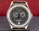 Patek Philippe Annual Calendar 5146G Grey Dial White Gold FULL SET Ref. 5146G-001