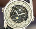 Girard Perregaux WW.TC Perpetual Calendar 18K White Gold RARE Ref. 90280-53-231-BA6A
