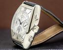 Franck Muller Magnum Chronographe 6850 CC 18K White Gold Ref. 6850 CC