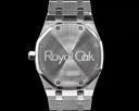 Audemars Piguet Royal Oak 25594ST Day Date Moon White Dial SS Ref. 25594ST.OO.0789ST.04