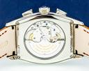 Girard Perregaux Richville Chronograph SS Silver Dial Ref. 27650-11-123-BACA